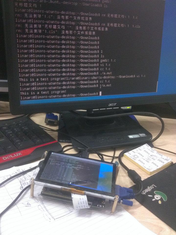 飞思卡尔 I.MX6Q开发板.jpg