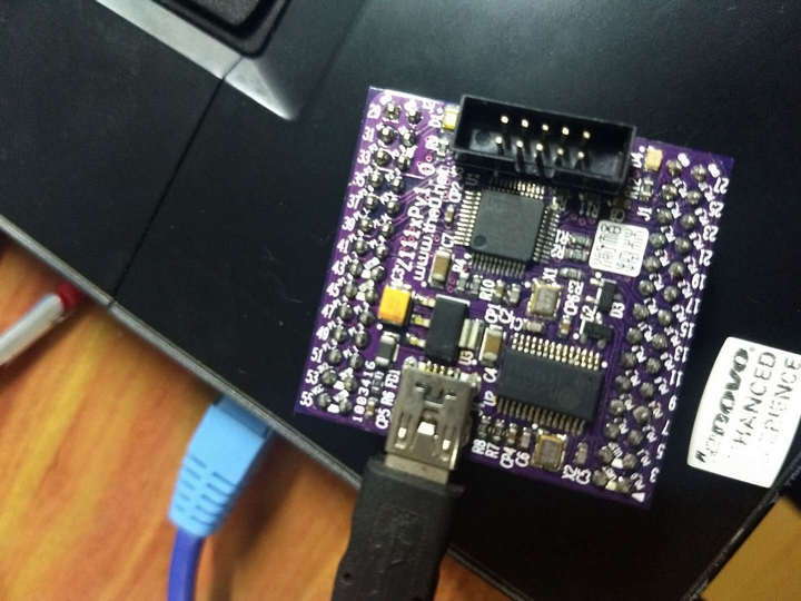 NXP LPC1114开发板.jpg