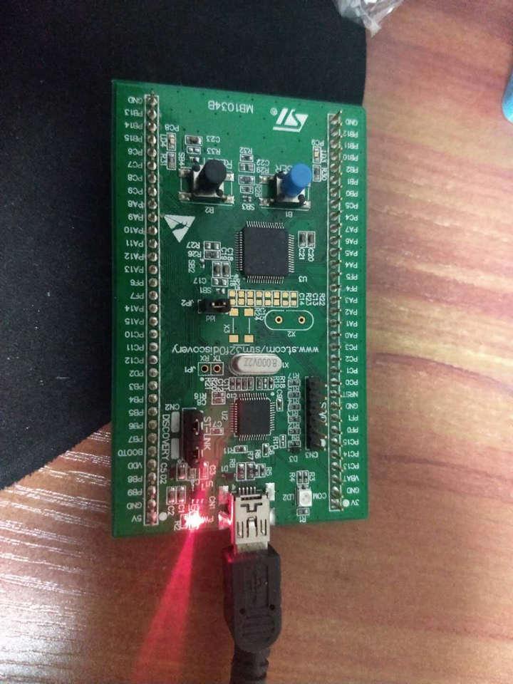 意法半导体 STM32L103开发板.jpg